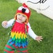 KaiseyJ reviewed Baby Parrot Costume Baby Parrot Bodysuit and Parrot Crochet Hat