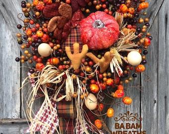 Ba Bam Wreaths
