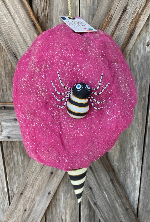 Glitterville Cotton Candy Pink