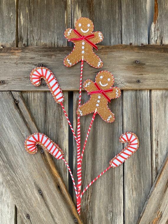 Gingerbread Candy Cane  Spray