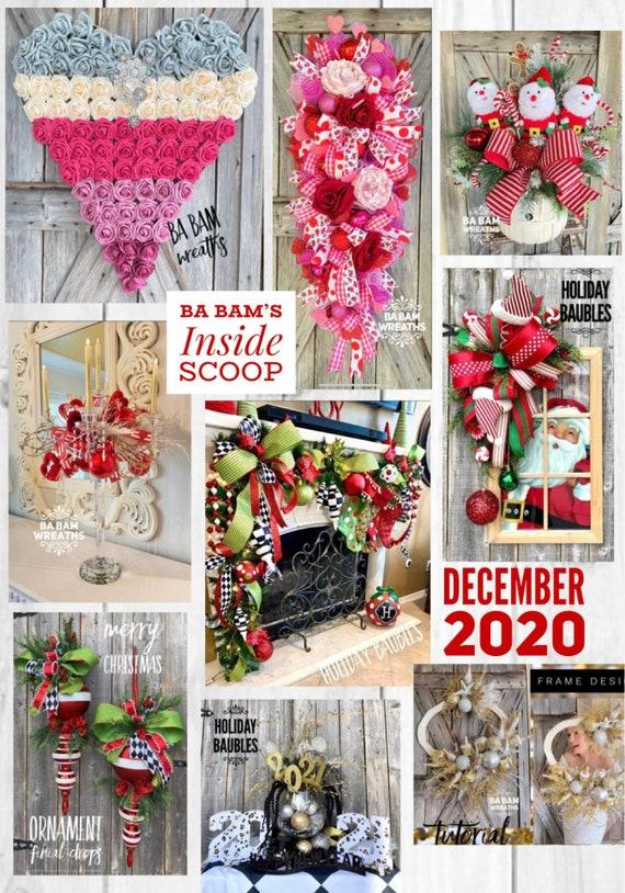 December 2020 Ba Bam's Inside Scoop