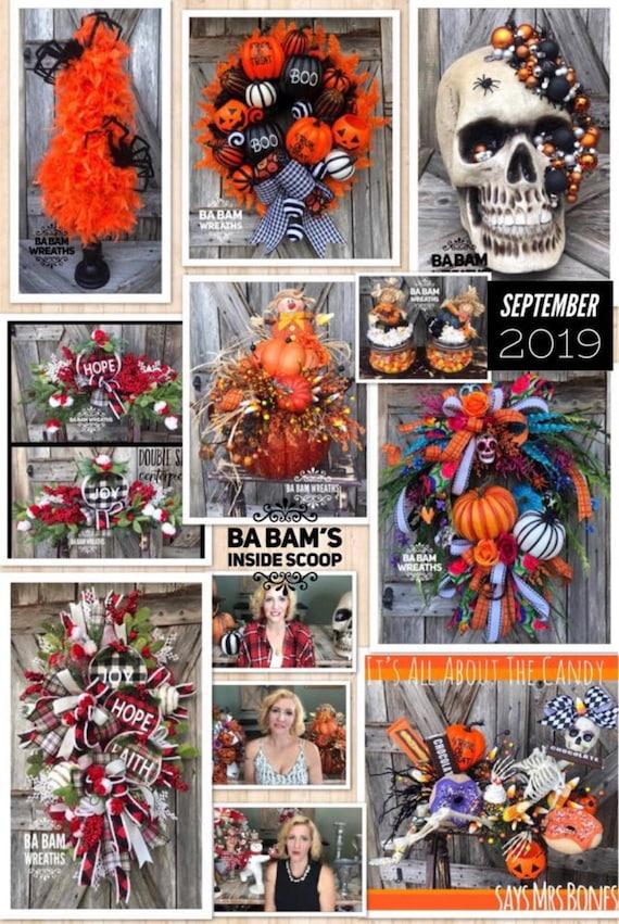 September 2019 Ba Bam's Inside Scoop