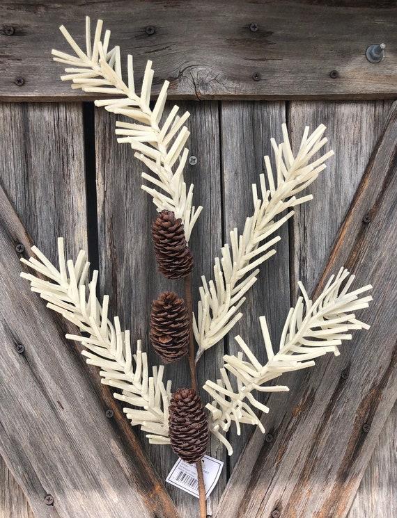 Wreath Supply, Foam Pine Cone Spray
