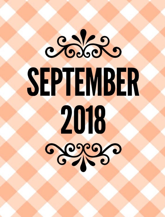 September 2018 Ba Bam's Inside Scoop Members Only