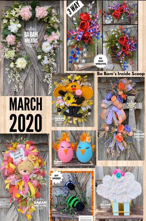 March 2020 Ba Bam's Inside Scoop