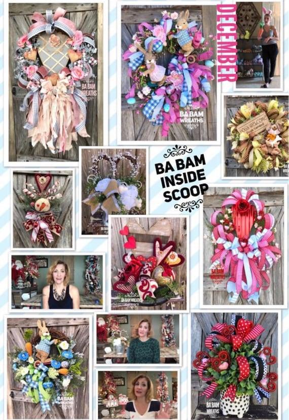 December 2018 Ba Bam's Inside Scoop