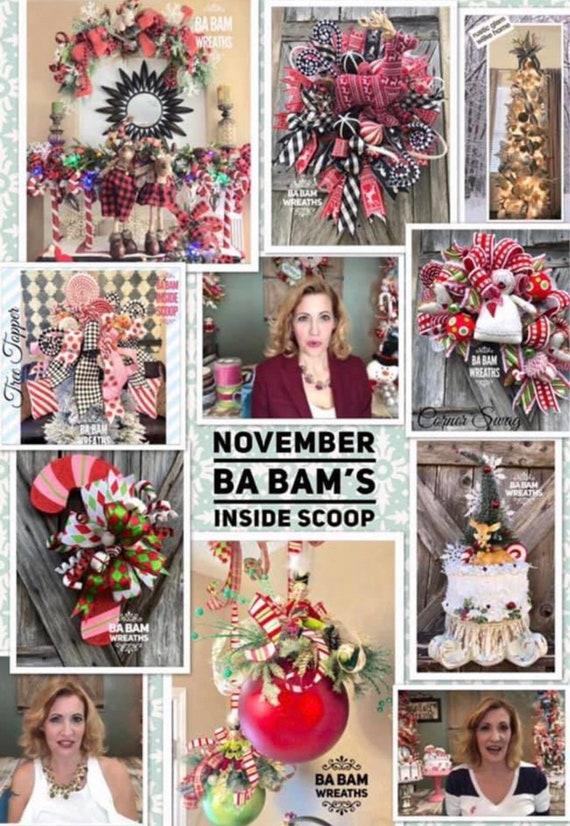 November 2018 Ba Bam's Inside Scoop