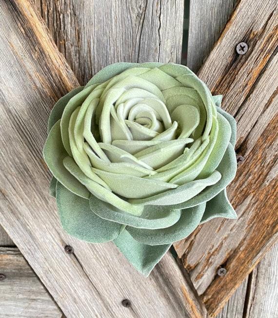 Succulent Rose Cabbage, Wreath Supply