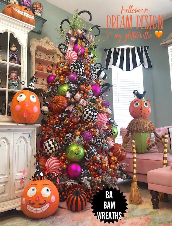 Halloween Decor, Halloween Decor, Halloween Tree Kit