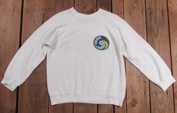 Vintage 1970s New York Cosmos Soccer Sweatshirt Pe