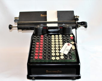 1940's Adding Machine