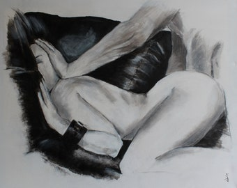 Rough sex art