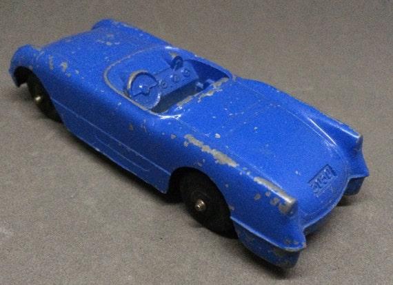 Chevrolet Bleu Vintage Corvette Jouet Tootsie C1 Convertible qSUMzVp