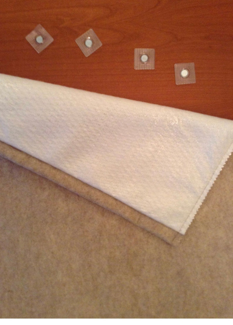 DIY Fireplace cover kit Felt fabric insulation material ...