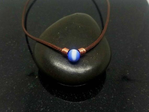 Cats eye necklace choker, Healing Choker Necklace, Crystal Choker, Crystal choker, Crystal Necklace, Healing Jewelry, Stone Choker