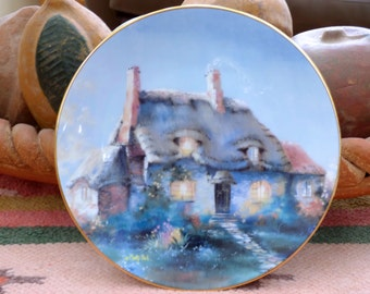 1991 Lullaby Cottage by Marty bell from the English Country Cottage Collection