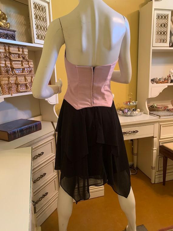 Vintage Jessica McClintock for Gunne Sax corset d… - image 8