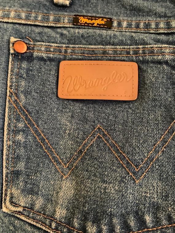 Vintage Wrangler jeans - image 9