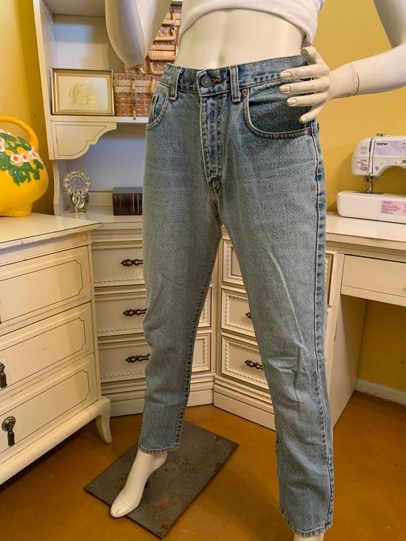 Vintage 70's/80's Calvin Klein easy fit jeans - image 4