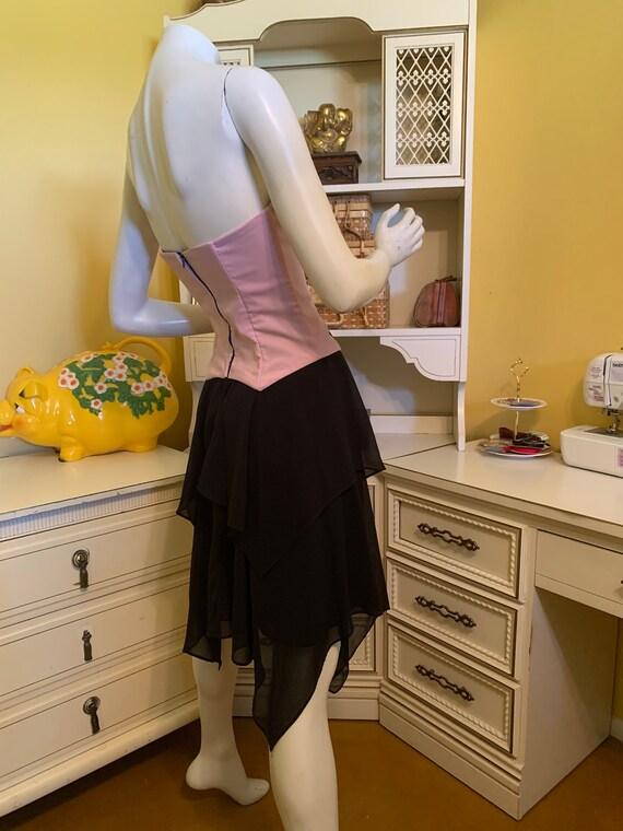Vintage Jessica McClintock for Gunne Sax corset d… - image 10