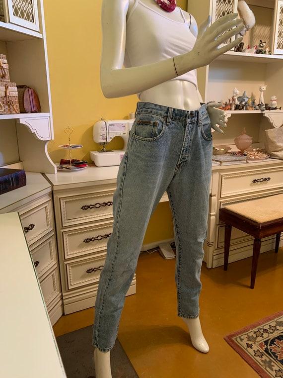 Vintage 70's/80's Calvin Klein easy fit jeans - image 5