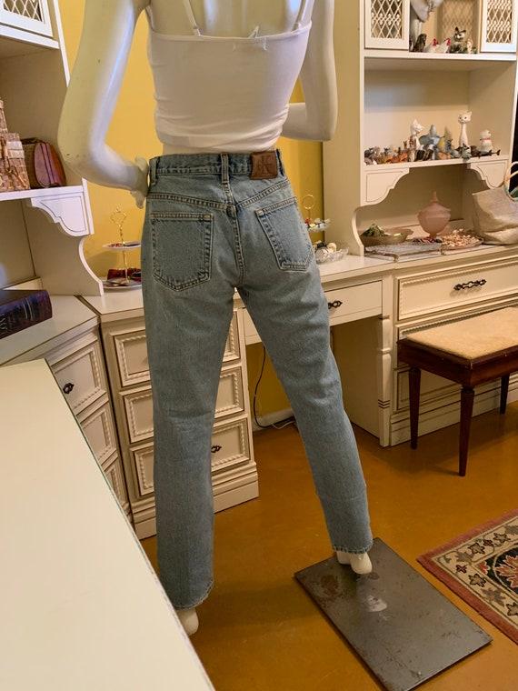 Vintage 70's/80's Calvin Klein easy fit jeans - image 7