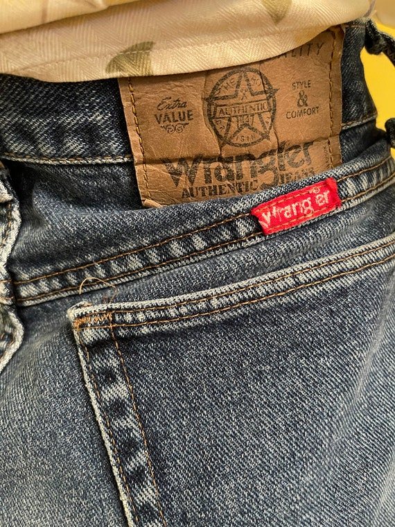 Vintage Wrangler jeans - image 8