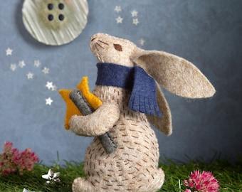 Corinne Lapierre Mini Sewing Kit - Stargazing Hare