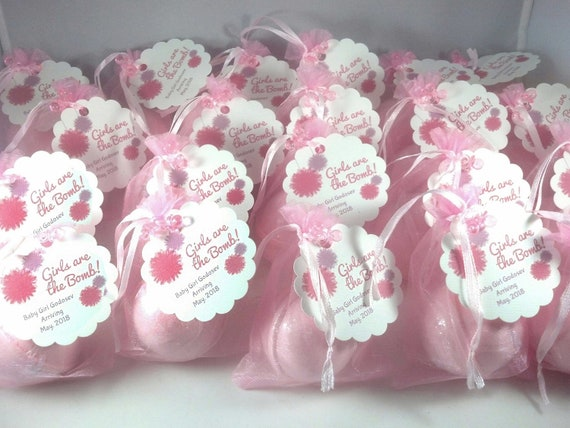 Drive By Baby Shower Favor Ideas