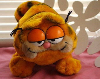 Large Garfield Etsy