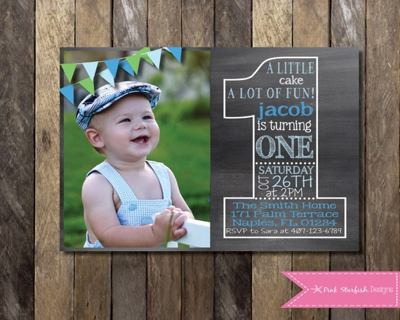 Chalkboard first birthday invitation chalkboard birthday etsy image 0 filmwisefo