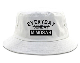 1cf8710546c8e Good Vibes Only Bucket Hat by Fashionisgreat