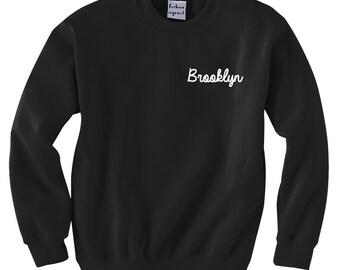 Bad Gal Pocket Unisex Sweatshirt by Fashionisgreat 2qX6HNZSG