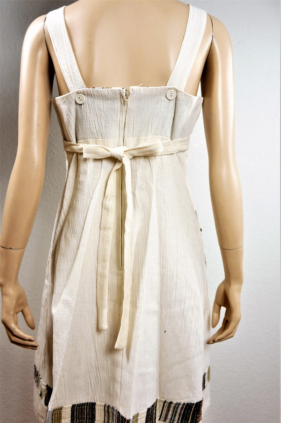 70's Bohemian Peasant Dress - NWT Vng Gunne Sax S… - image 7