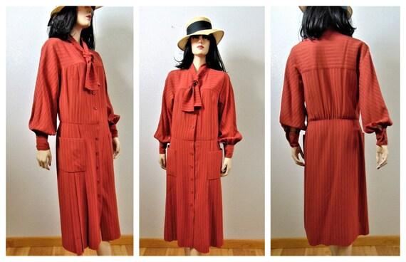 CLEARANCE 20'S DRESS - 1920's Drop Waist Flapper G