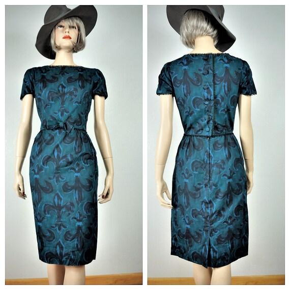 40s Pin Up Dress - NWOT - Helen Whiting Designer S