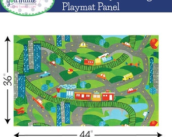On the Go Playmat Panel by Wilmington
