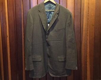 1970s // SOUTHWICK BANKER // Vintage Southwick Burkhardt's Blazer