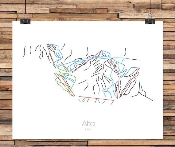 Alta Ski | Alta Utah | Alta Map | Alta Art | Alta Trail Map | Alta Map Of Alta Utah on map of mountain green utah, map of brighton utah, map of santa clara utah, map of genola utah, map of copperton utah, map of south weber utah, map of silver fork utah, map of west valley city utah, map of summit park utah, map of elk ridge utah, map of timber lakes utah, map of henefer utah, map of vineyard utah, map of little cottonwood canyon utah, map of snowbird utah, map of park city utah, map of draper utah, map of box elder county utah, map of millcreek utah, map of great salt lake utah,