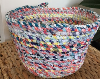Cotton Rope Bowl
