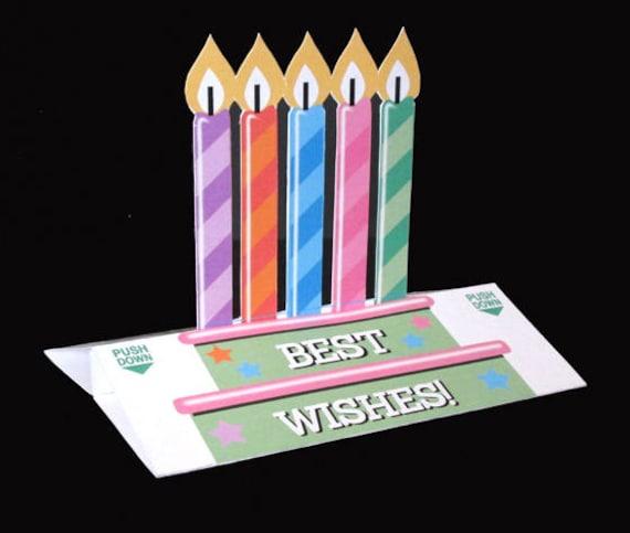 Tremendous Birthday Greeting Cards Interactive Birthday Cards Handmade Etsy Funny Birthday Cards Online Inifofree Goldxyz