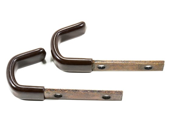 2 Piece Bunk Bed Ladder Hooks Top Opening Fits Up To 1 Inch Etsy