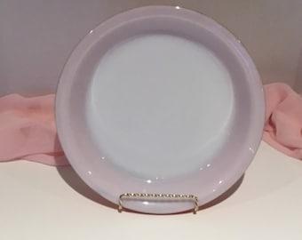 Pyrex 209 Flamingo Pink Pie Plate