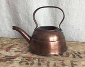 Miniature Copper Tea Pot,...
