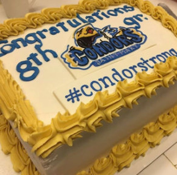 Graduation Cakes (Pick Up Only)