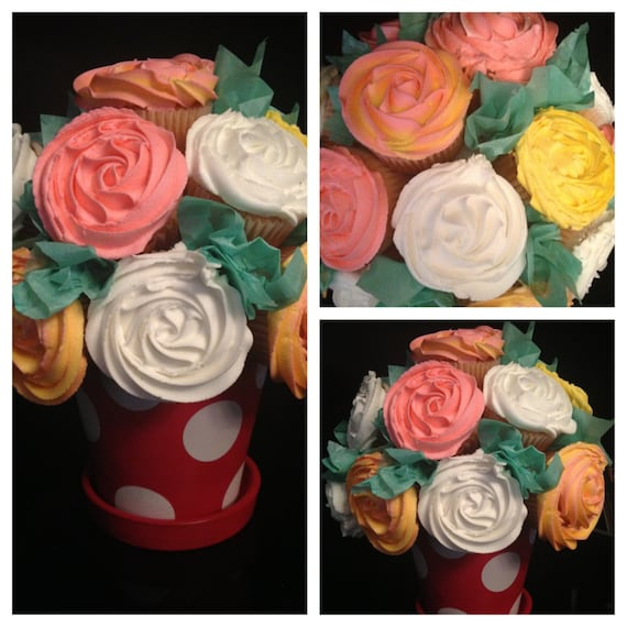 Cupcake Bouquet (pick up only)