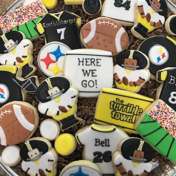 Steelers Cookies