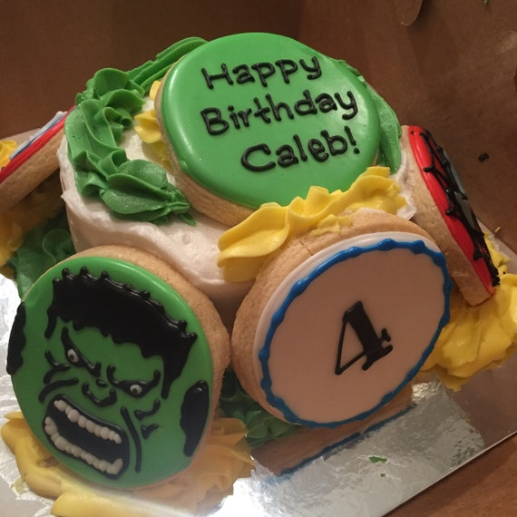 Boy Themed Birthday Cake (PICK UP ONLY!)