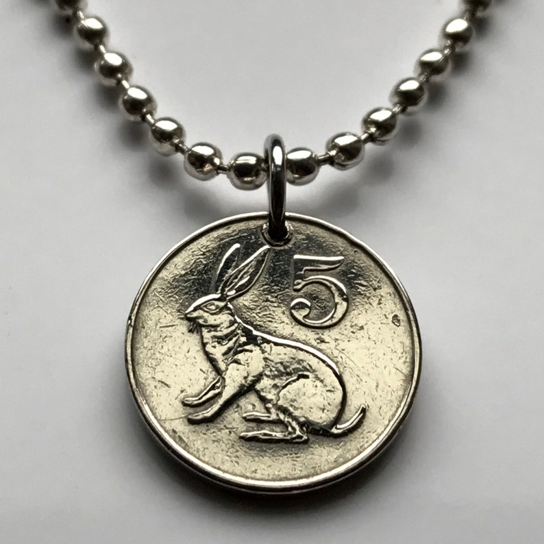 1980 Guyana 10 cents Monkey animal wildlife coin