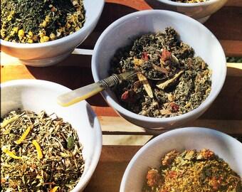 Herbal teas• Detox • slimming • asthma • flu • refreshing • post natal  • pregnancy • decongestant • sleep aid • acid reflux • acne